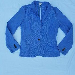 J. Crew Light Blazer Jacket